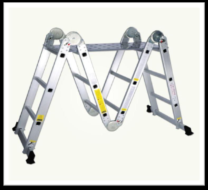 Multi Task Aluminum Ladder