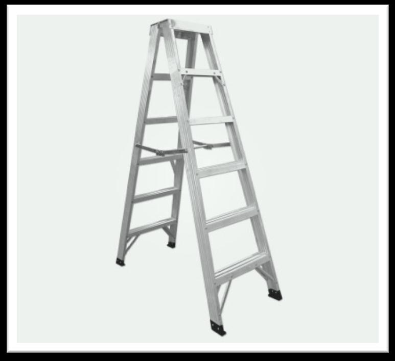 Two Way Aluminum Ladder